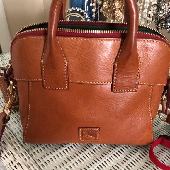 a13b4f9f8 Dooney & Bourke Handbags - Dooney&Burke Florentine Cameron Crossbody Satchel